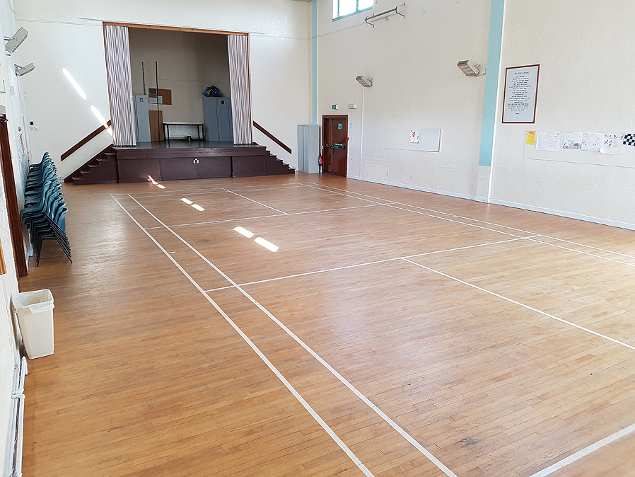 Newton Mearns Parish Church - Memorial Hall